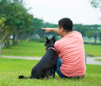man-talking-to-dog-thinkstock-459319349