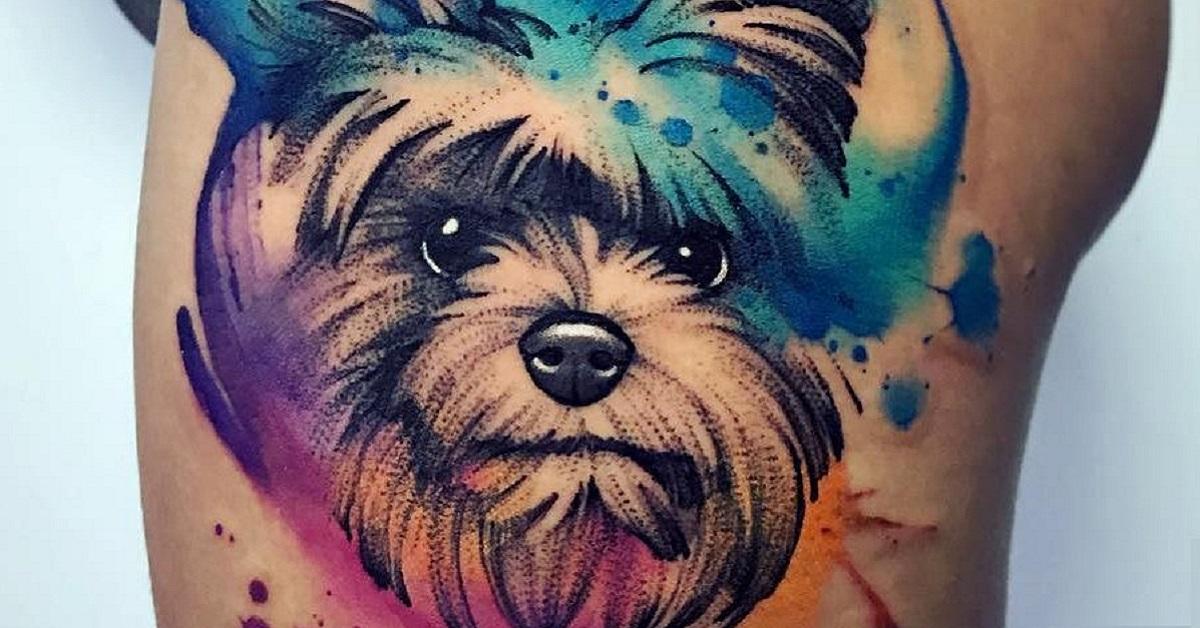 Tatuaggi sui cani, 20 foto bellissime da cui prendere ispirazione