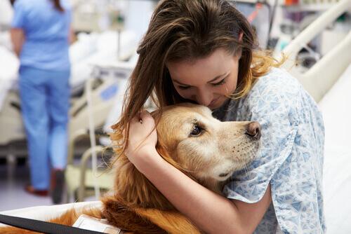 ragazza-malata-abbraccio-cane