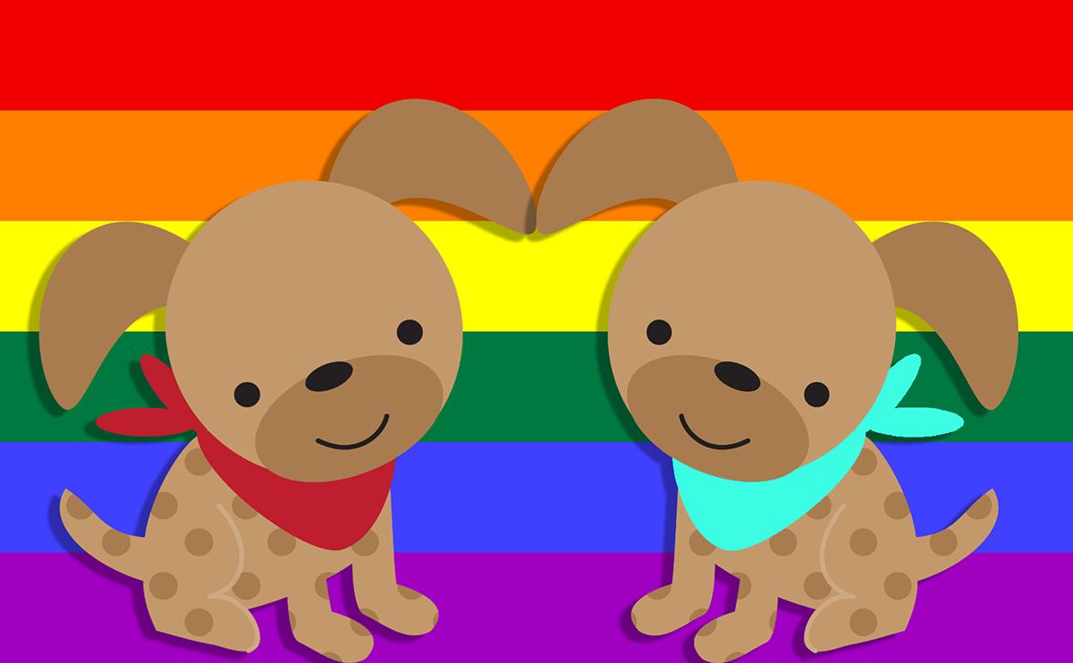 Cani gay