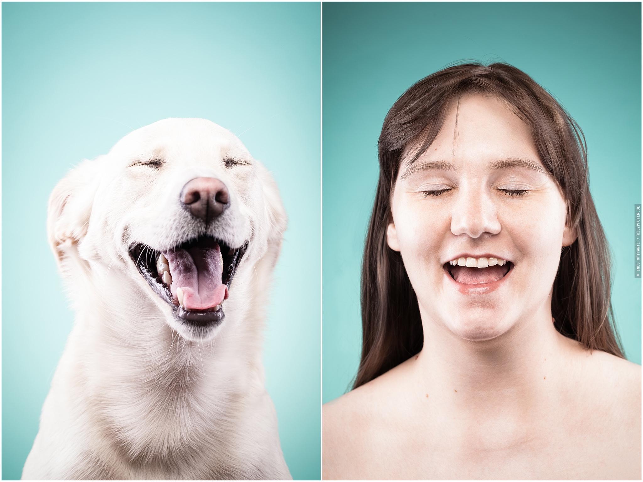 Il cane è lo specchio del suo umano