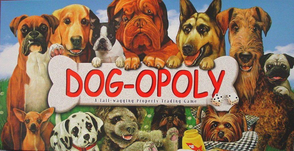 Il Monopoli sui cani