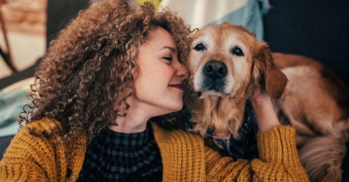 amore tra cane e padrone