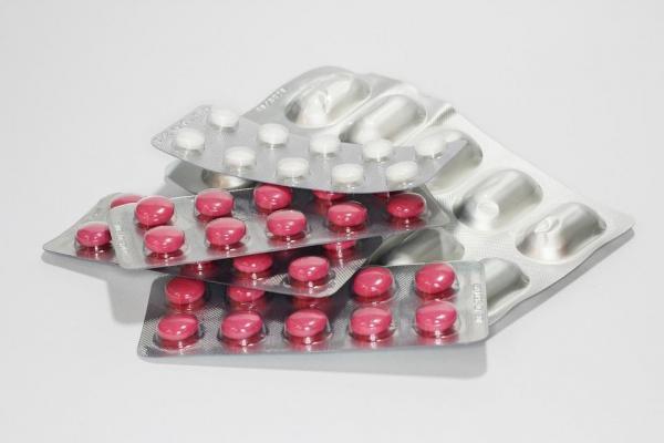 blister di medicinali per cani