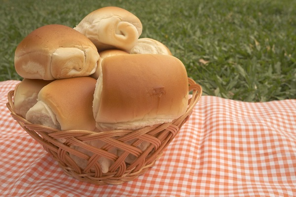 cestino di pane per cani