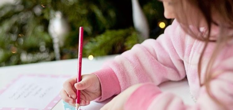 bambina-lettera