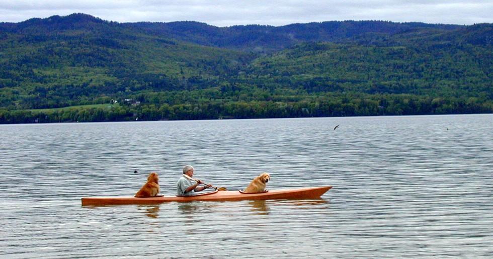 cani-avventura-lago