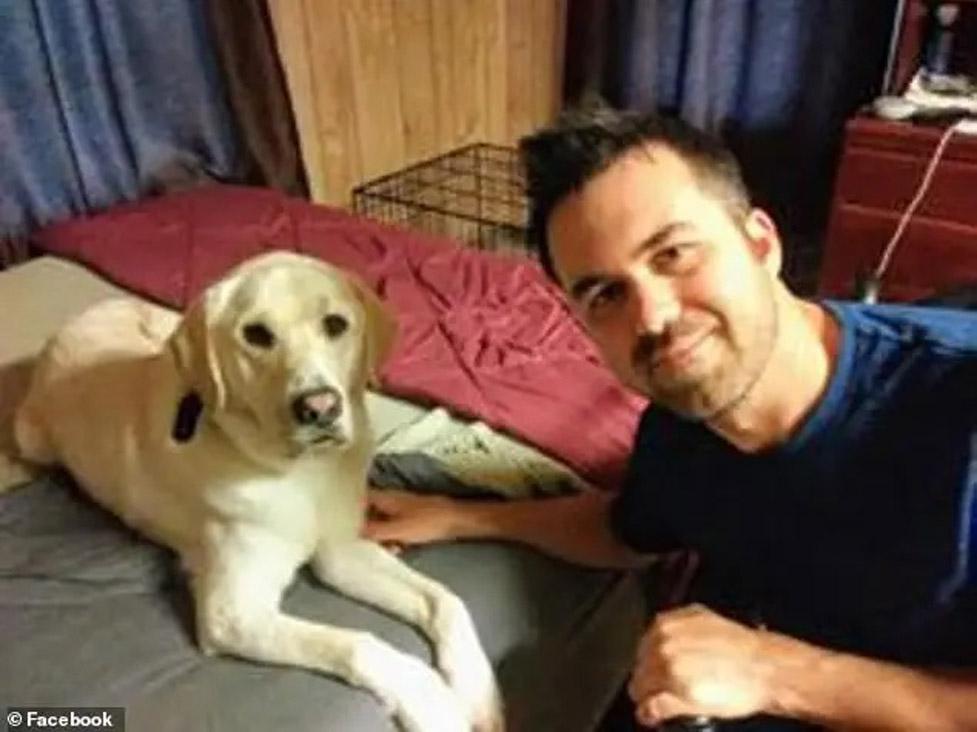 Zeego, il cane che ha permesso ad un uomo malato di tornare a vivere