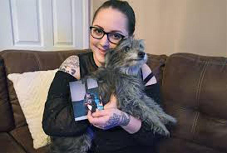 Il cane Chloe