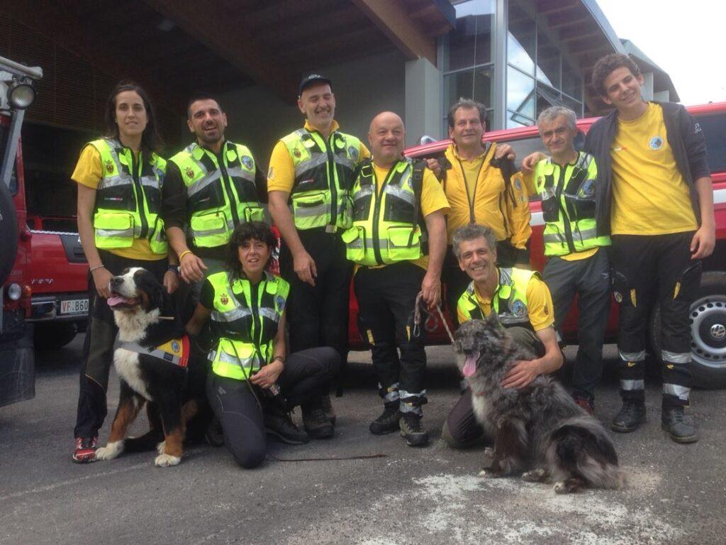 Scuola provinciale cani da ricerca trento