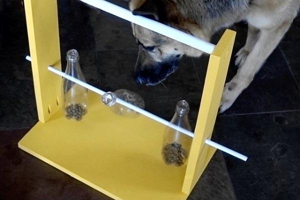 dispenser per cane
