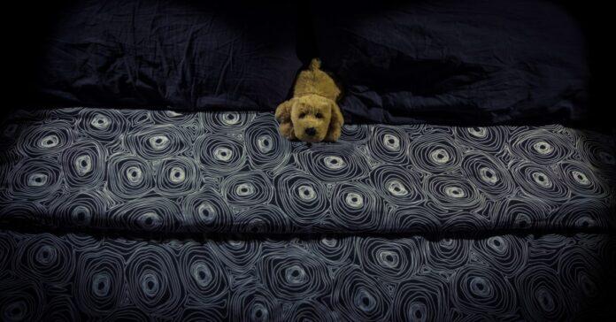 buio e cane