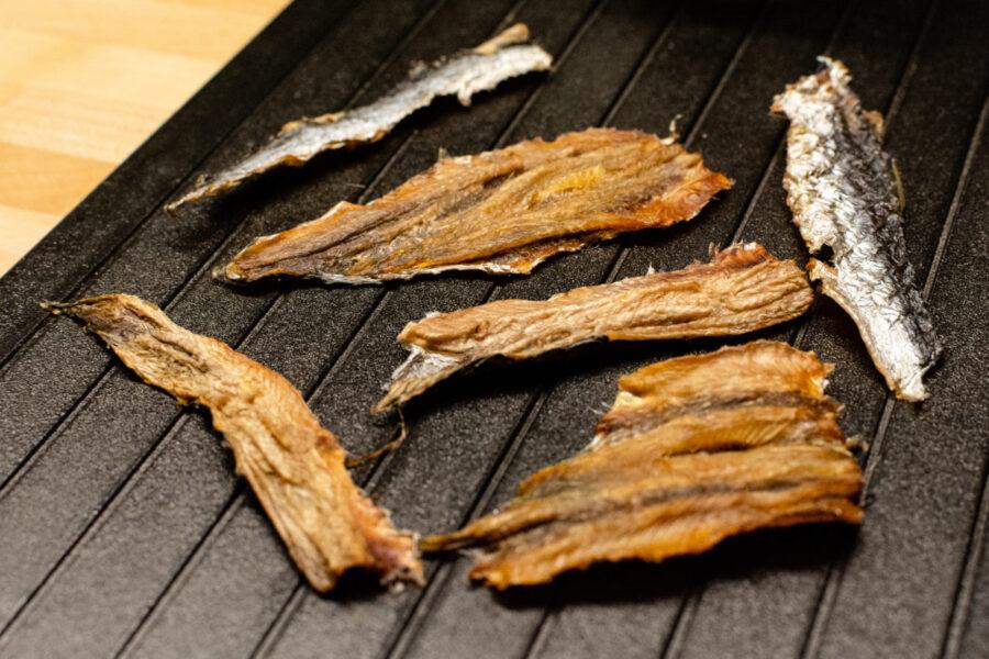 sardine per cani