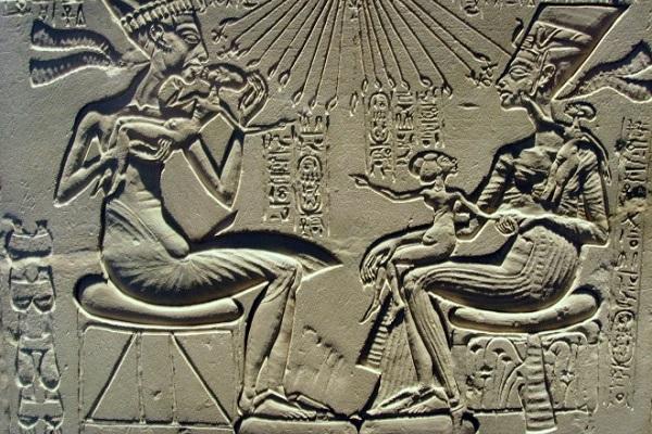geroglifici antico egitto cani