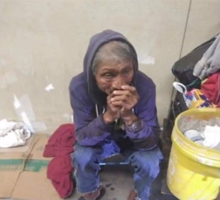 cheeto-juan-senzatetto