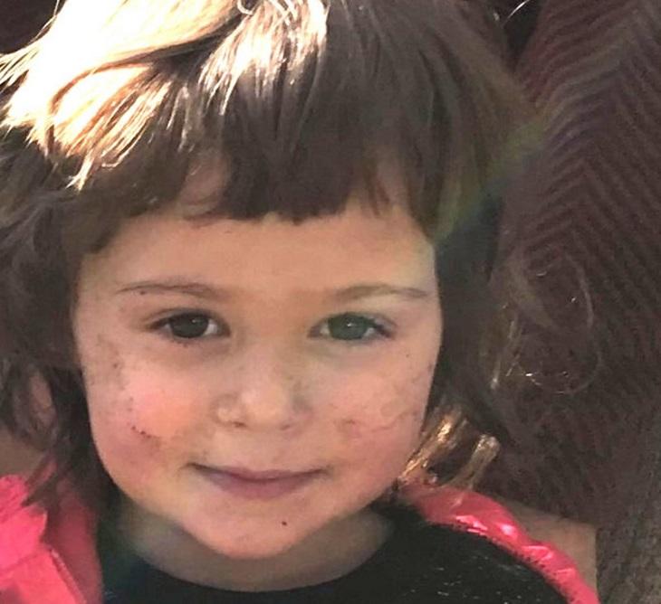 wilson maggie bambina 4 anni iris