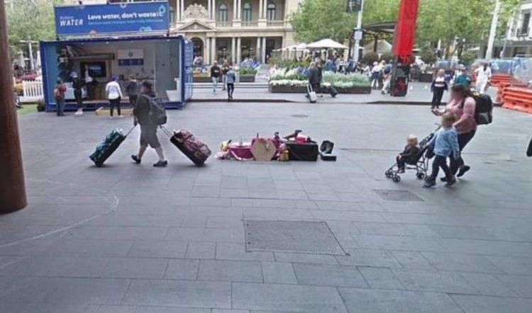 scomparso cagnolino senzatetto