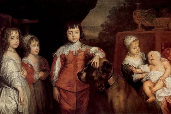 cane protagonista di un quadro