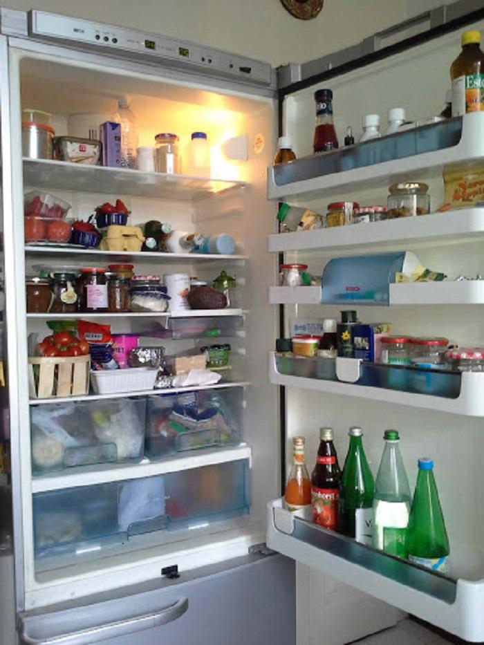 frigorifero nitro ciotola
