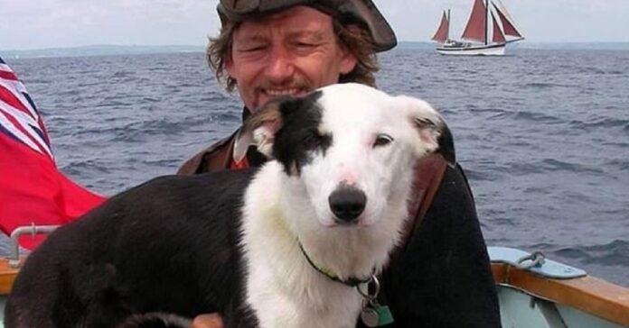 toobs cagnolino caduto in mare ritrovato per miracolo