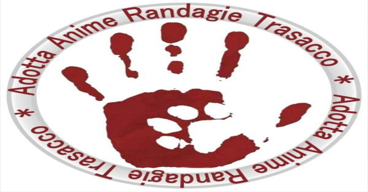 Logo associazione Adotta Anime Randagie di Trasacco