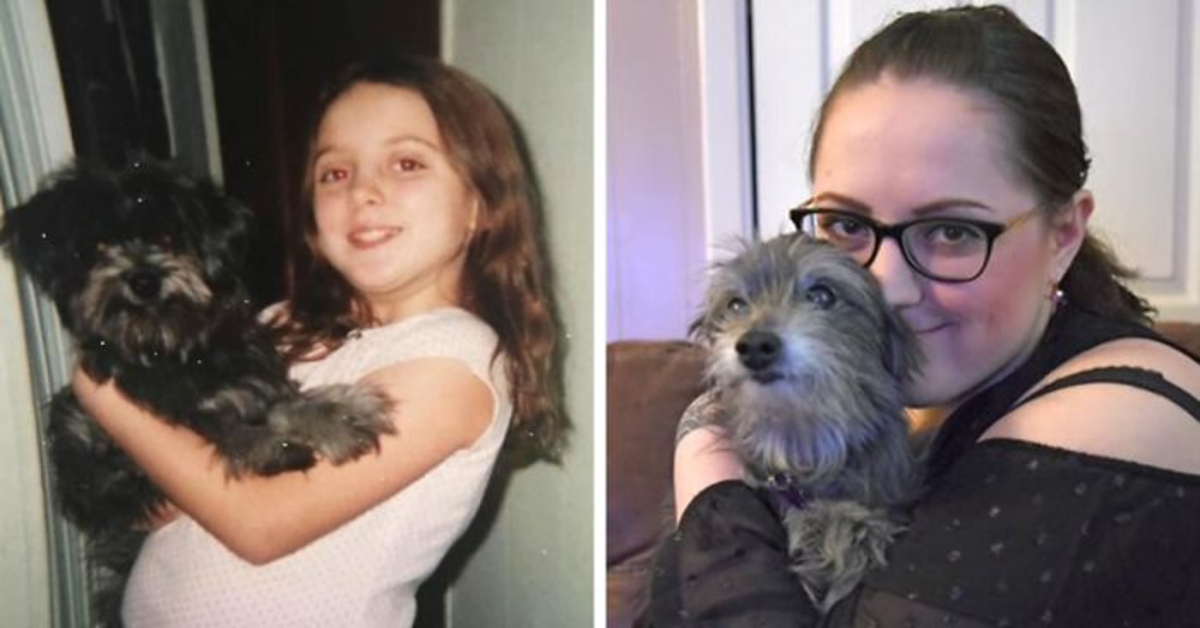 Chloe, la  meticcia  adottata dalla donna che si era dovuta separare da lei quando era bambina (VIDEO)