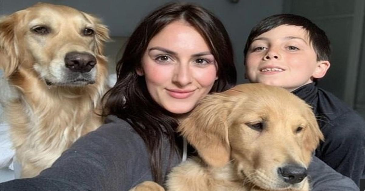 Huxley, il cucciolo di Golden Retriever che fa di tutto per non far andare a scuola il suo padroncino (VIDEO)