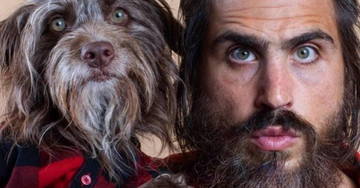 cane e ragazzo si somigiano
