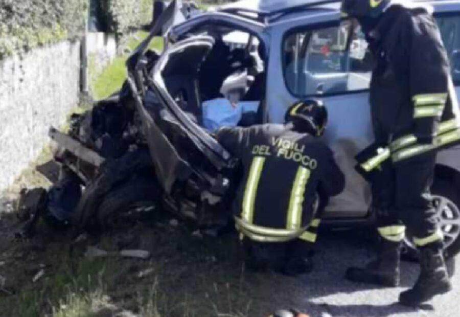 incidente automobilistico cause
