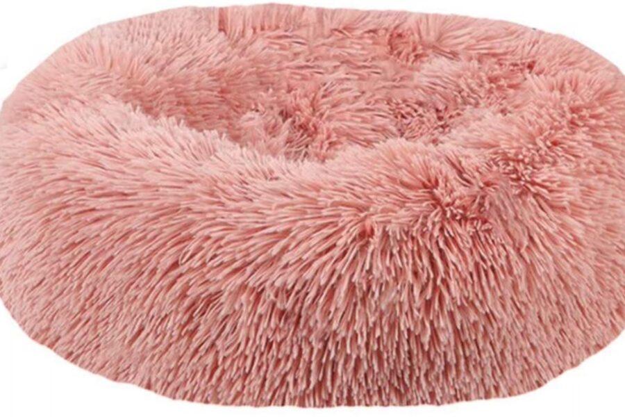 cuccia rosa per cane