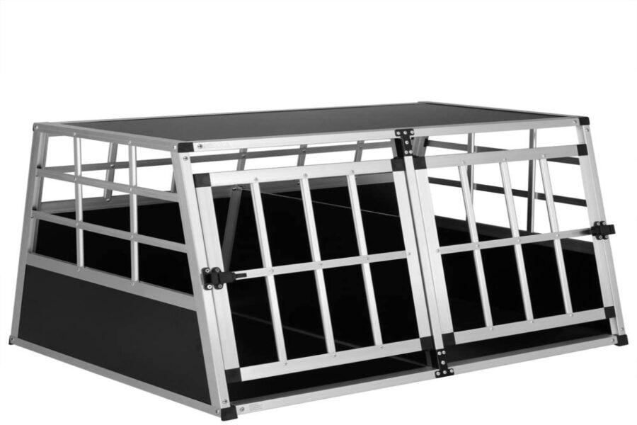 kennel in alluminio per cani