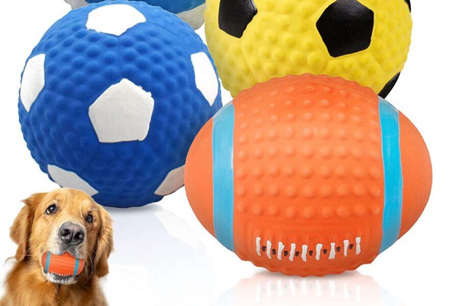 palline per cane