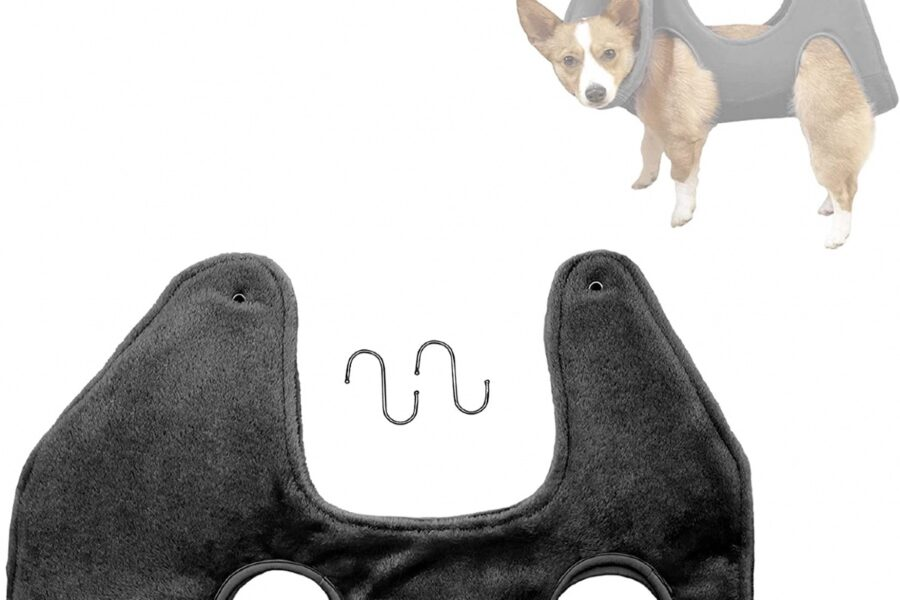 amaca per toelettatura cani