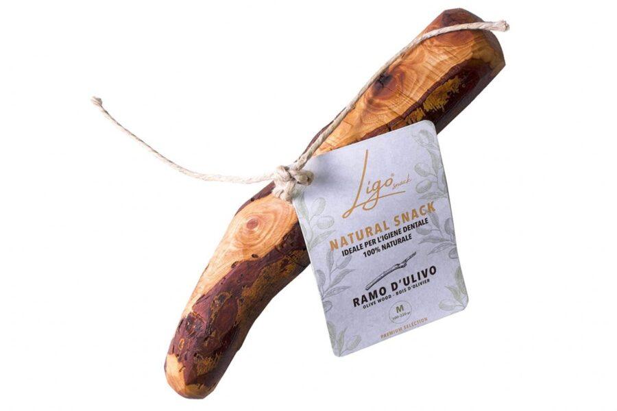bastone di legno per cani