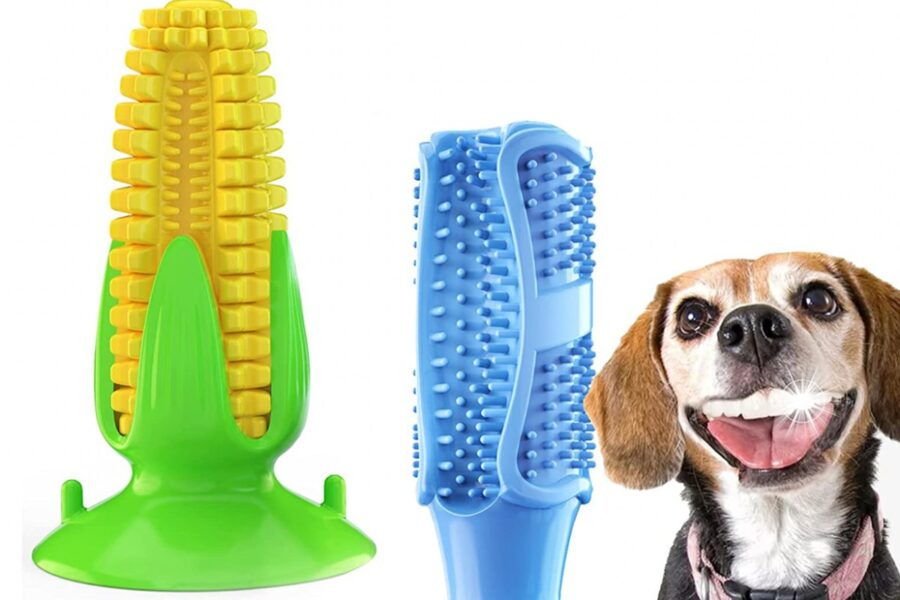 giocattoli per cani indistruttibili