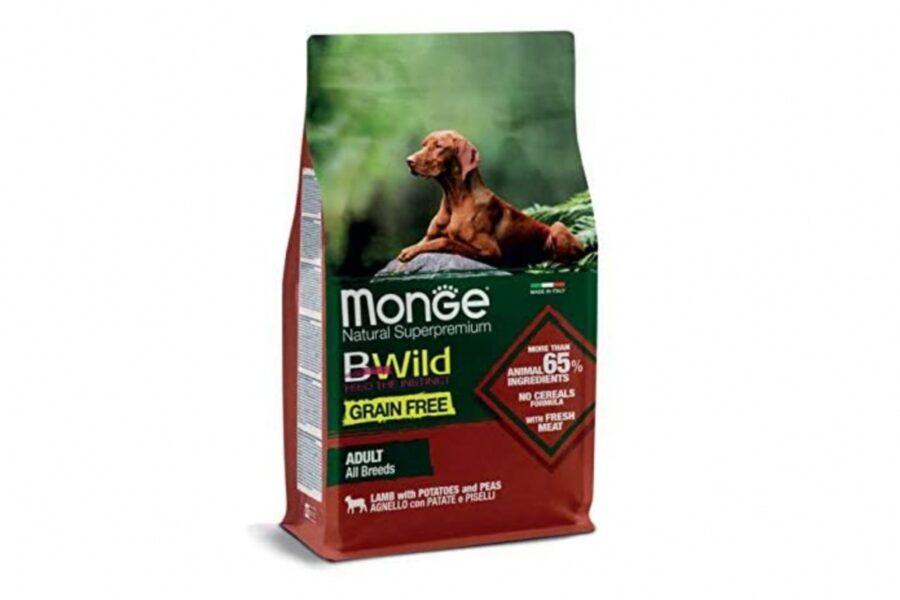 cibo per cani monge