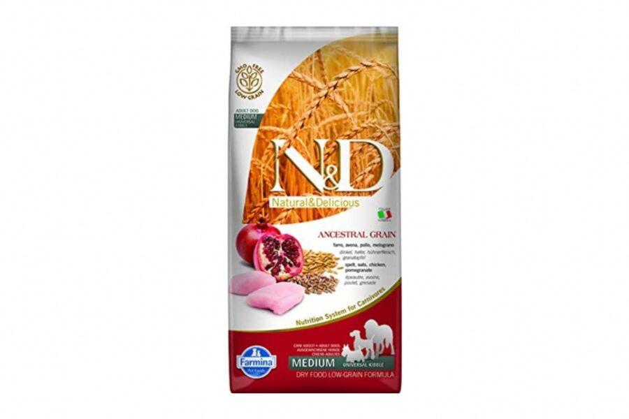 cibo per cani farmina N&D