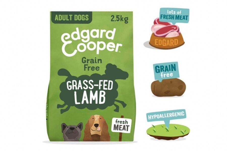 edgar & cooper crocchette