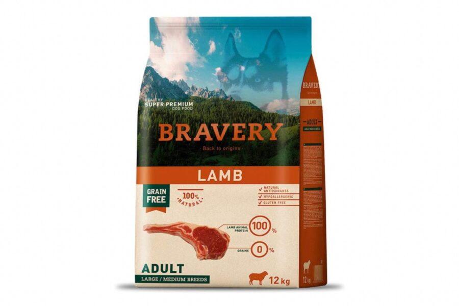 crocchette bravery