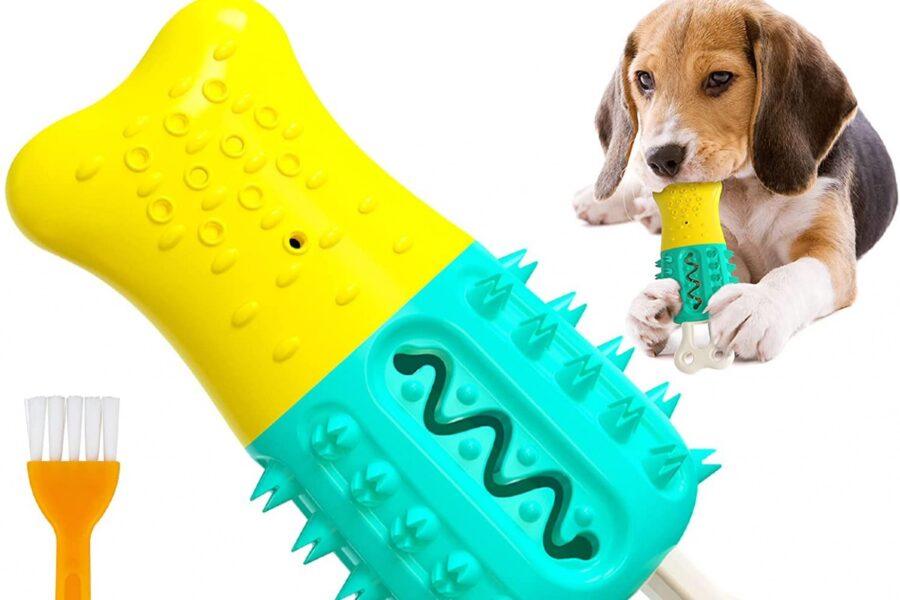 gioco masticatile per cane