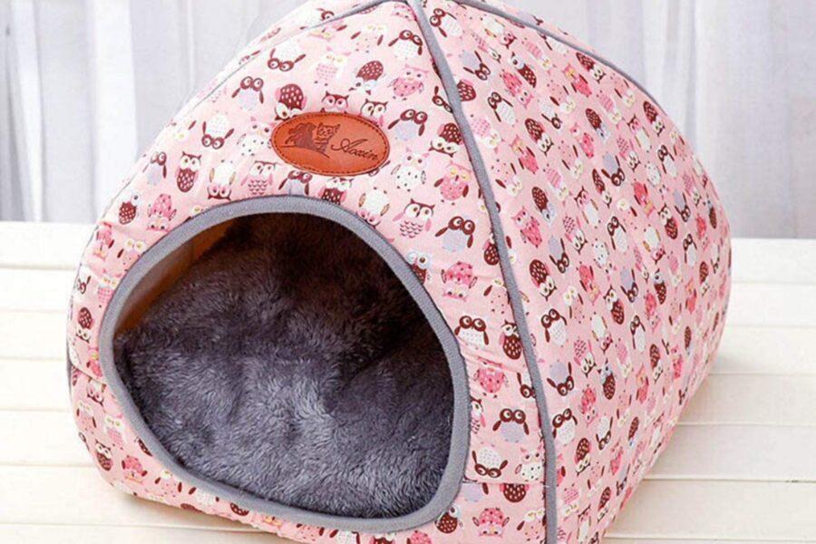 cuccia coperta per cani