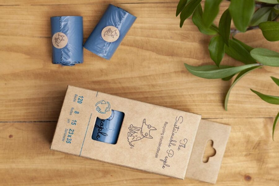 sacchetti biodegradabili per cani