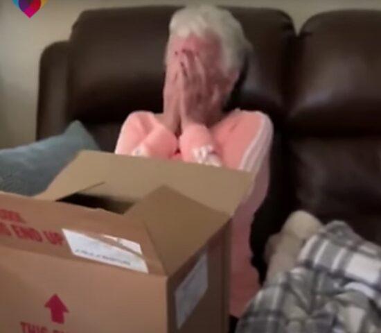 nonna sorpresa