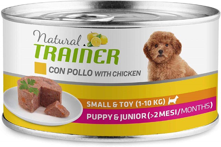 patè per cuccioli di cane